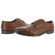 Jefferson Grand Mens Brogue Leather Oxfords