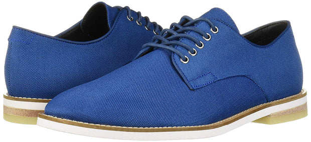 Calvin Klein Mens Aggussie Fabric Lace Up Casual Oxfords