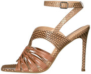 Charles David Womens VIBRANT Leather Open Toe Casual Ankle Strap Sandals