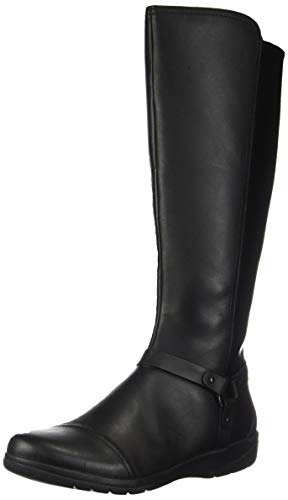 Clarks Womens Cheryn lindie Leather Closed Toe Knee High Riding Boots