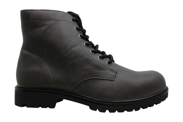 Club Room Mens Landonn Closed Toe Ankle Motorcycle Boots