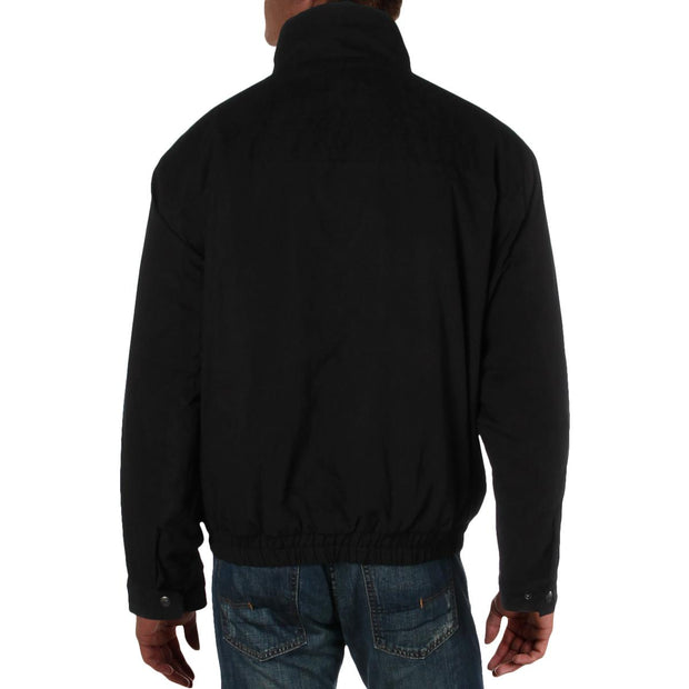 Mens Winter Casual Bomber Jacket