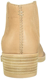 Dolce Vita Womens Towne Almond Toe Ankle Fashion Boots