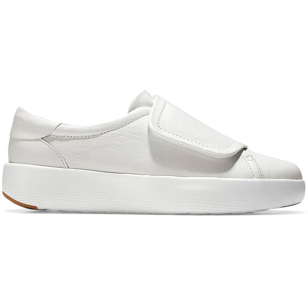 GrandPro Womens Leather Flatform Sneakers