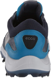 ECCO Men's Shoes Strike 2.0 Hydromax Fabric Low Top Lace Up Golf Shoes