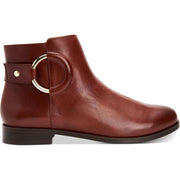 Alfani Womens Avvia Harness Almond Toe Ankle Boots