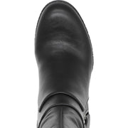 American Rag Womens Kyle Faux Leather Wedge Riding Boots