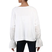 Penelope Womens Comfy Cozy Sweatshirt