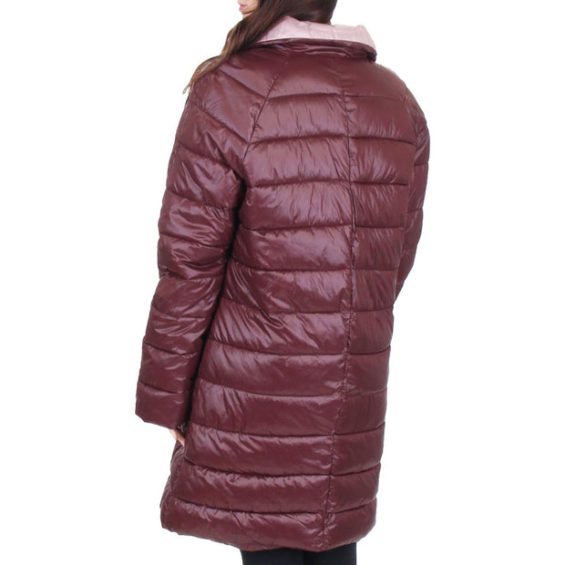 Womens Lightweight Winter Puffer Coat