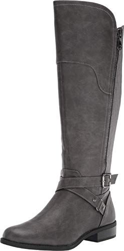 G by Guess Womens Haydin Almond Toe Knee High Fashion Boots
