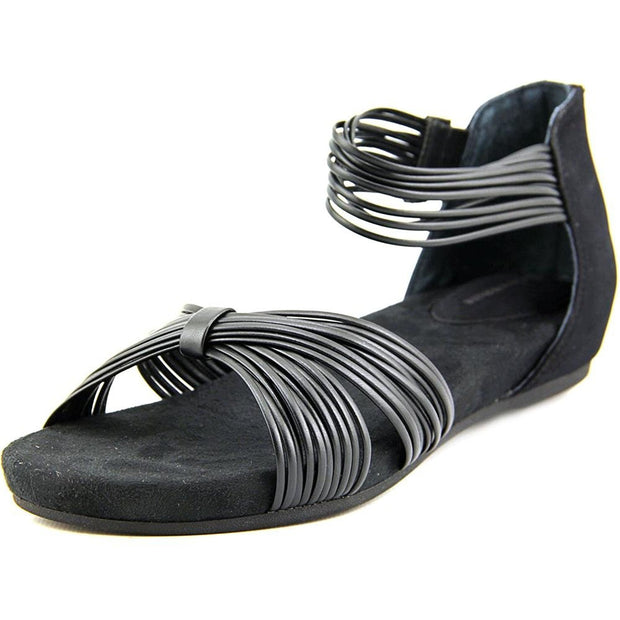 Giani Bernini Womens Jhene 2 Open Toe Casual Strappy Sandals
