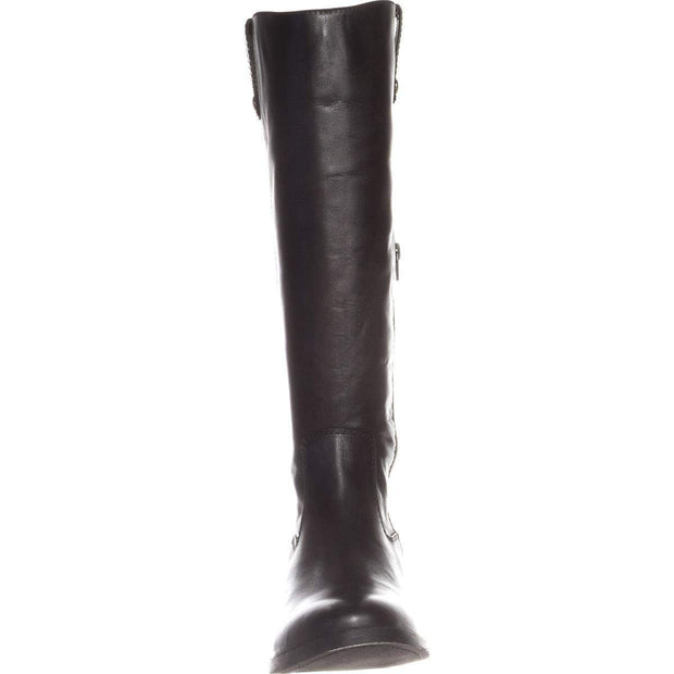 INC International Concepts Womens Fawne Leather Closed Toe Knee High Fashion ...