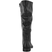 Peak Plus Plus Womens Extra Wide Calf Leather Knee-High Boots