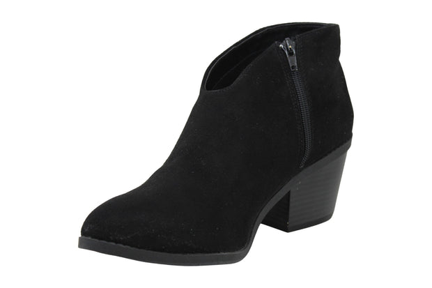 Jelly Pop Women's Kelly Pointed Toe Ankle Fashion Boots TKF