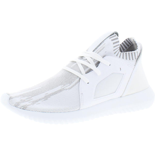 Tubular Defiant Womens Knit Ankle Fashion Sneakers
