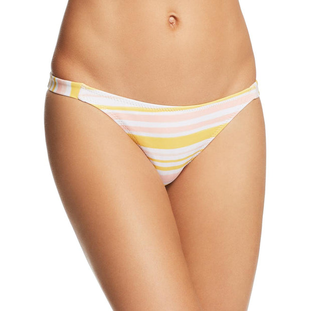 Piper Womens Striped Hipster Swim Bottom Separates