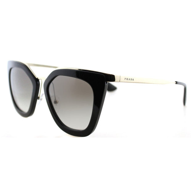 Cinema PR 53SS 1AB0A7 Womens Cat-Eye Sunglasses