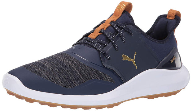Puma Mens 192225 Fabric Low Top Lace Up Running Sneaker
