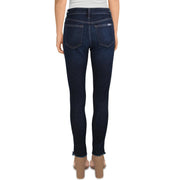 Womens High Rise S Skinny Jeans