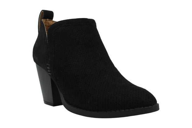 Sugar Women's Rookie Suede Closed Toe Ankle Chelsea Boots