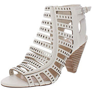 Vince Camuto Womens Evalina Caged Cut Out Cone Heels