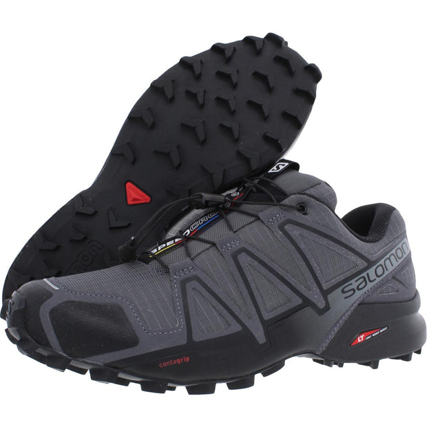 Speedcross 4 Mens Quick Lace Outdoors Trail Running Shoes