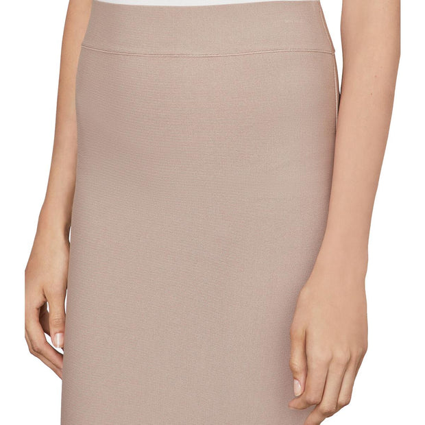 Nathalia Womens Knit Office Pencil Skirt