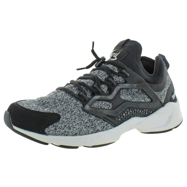 Fury Adapt Mens Marled Lightweight Athletic Shoes