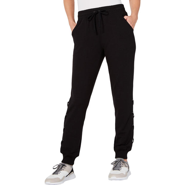 Plus Womens Fitness Workout Jogger Pants