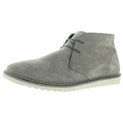 Alameda Mens Solid Lace Up Chukka Boots