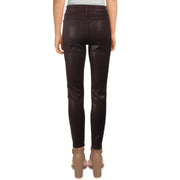 Joe's Jeans Womens High Rise Ankle Skinny Jeans