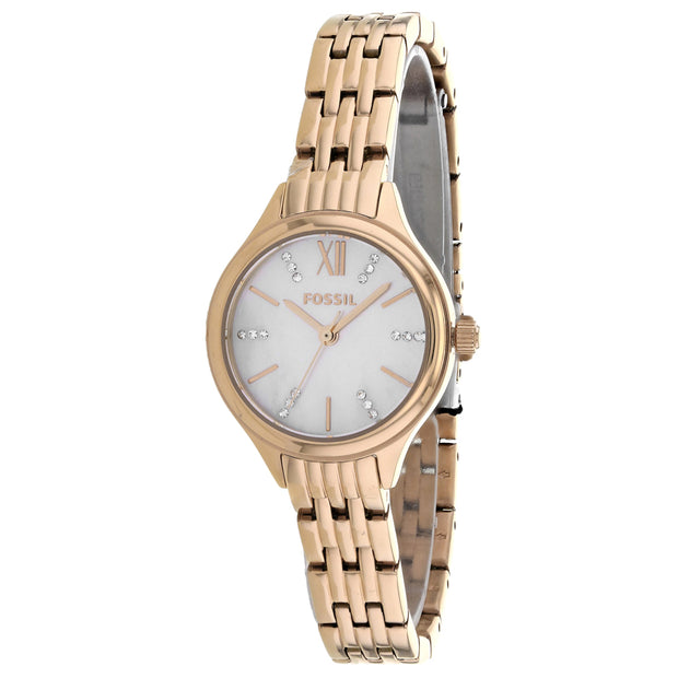 Fossil Women's Suitor Mother of Pearl Dial Watch - BQ3333