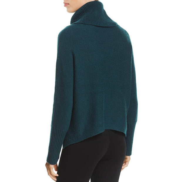 Womens Turtleneck Cashmere Sweater