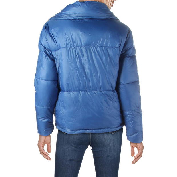 Boundless North Womens Winter Quilted Puffer Coat