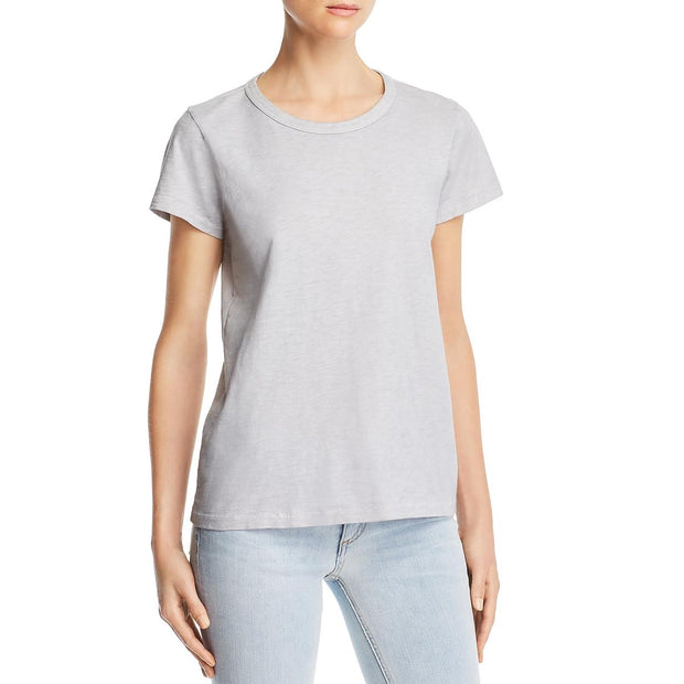 The Tee Womens Cotton Crewneck T-Shirt