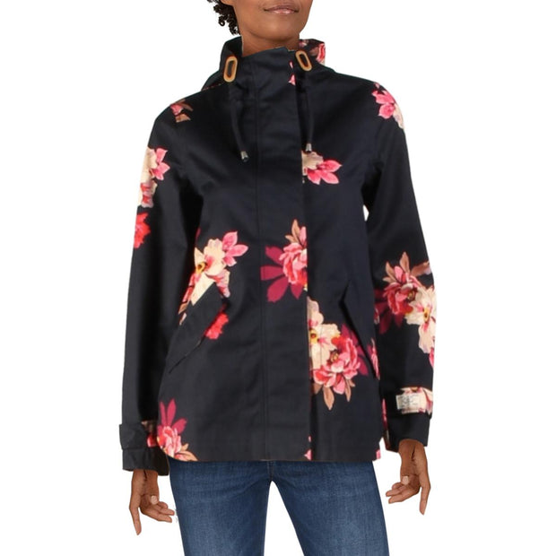 Coast Womens Cold Weather Cotton Waterproof Coat