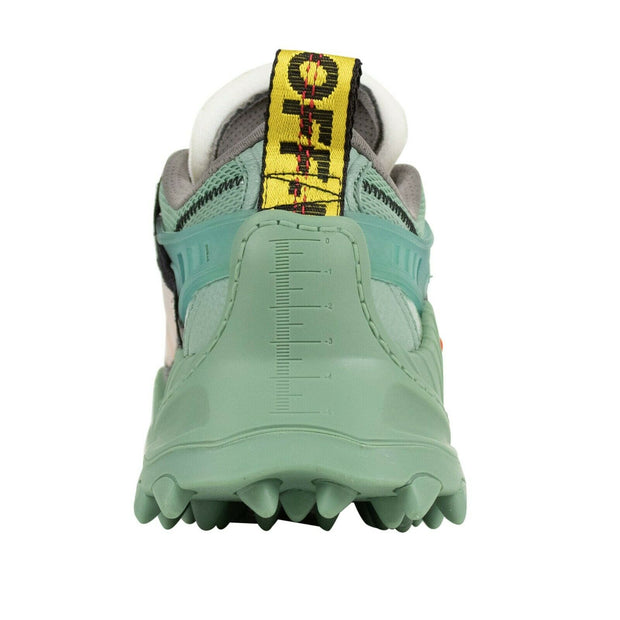 OFF WHITE c/o VIRGIL ABLOH Green/Taupe 'Odsy-1000' Sneakers