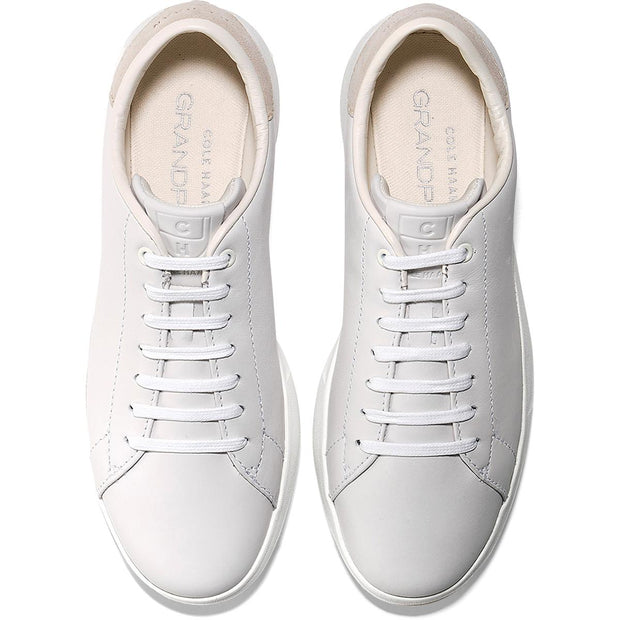 GrandPro Womens Leather Tennis Sneakers