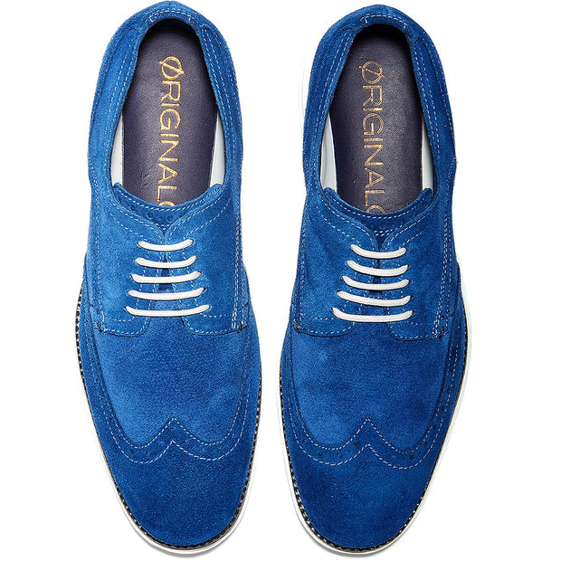 Original Grand Mens Leather Lace-Up Oxfords