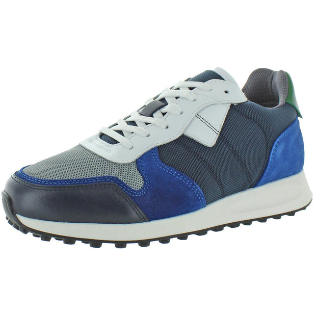 Hi-Liter Mens Suede Fashion Running Shoes