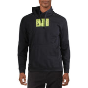 Rebel Block Mens Fitness Workout Hoodie