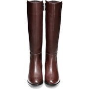 Cole Haan Womens Rockland Leather Knee High Riding Boots