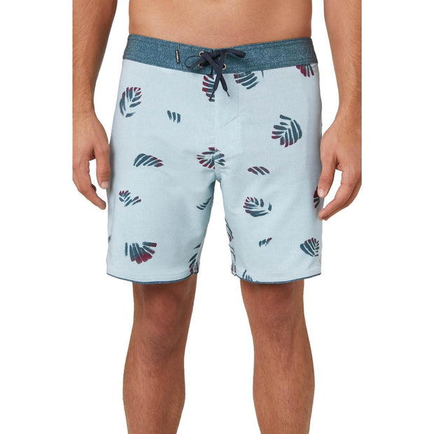 O'Neill Mens Fanfare Print Board Short Swim Trunks