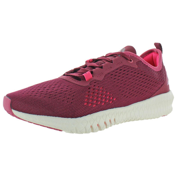 Flexagon Womens Mesh Cushioned Footbed Athletic Shoes