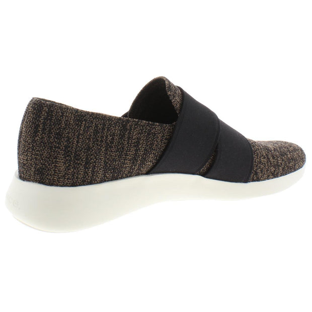 Aston Womens Marled Laceless Slip-On Sneakers
