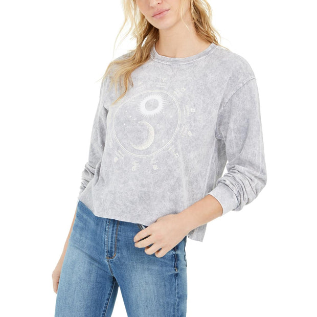 Womens Horoscope Long Sleeve T-Shirt