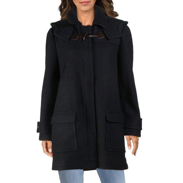 Woolsdale Womens Wool Blend Winter Duffle Coat