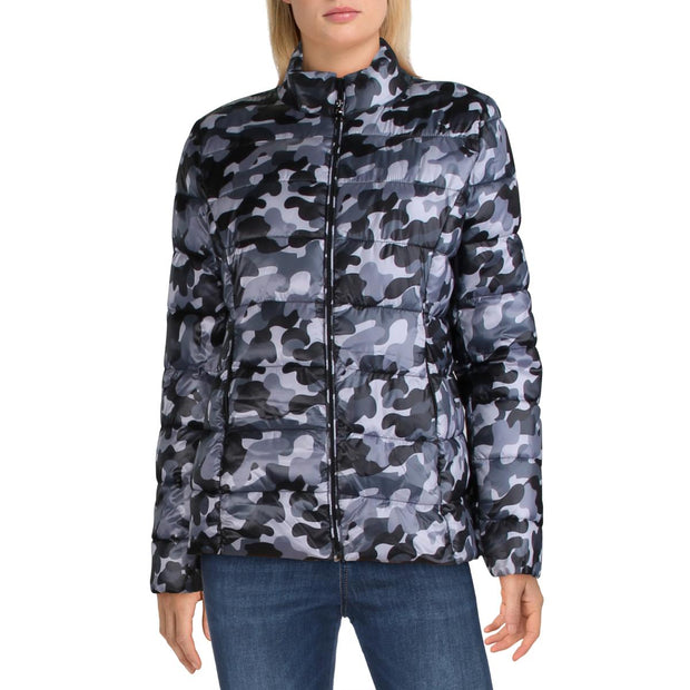 Womens Winter Quilted Puffer Jacket