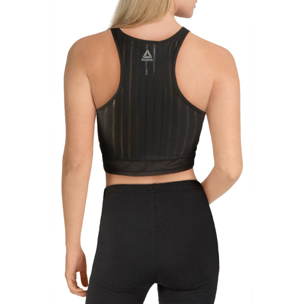 Womens Fitness Yoga Crop Top