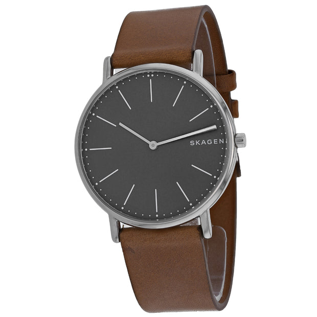 Skagen Men's Signitur Grey dial watch - SKW6429